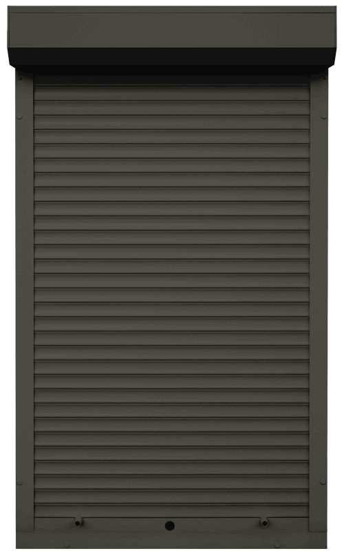 King Shutters & Screens - Woodland Grey Aluminium Roller Shutters Color