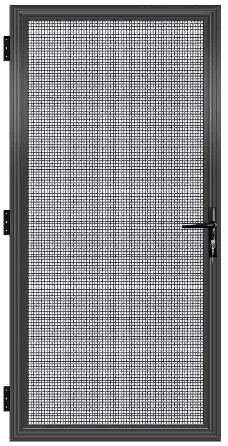 Stainless Steel Mesh Security Door