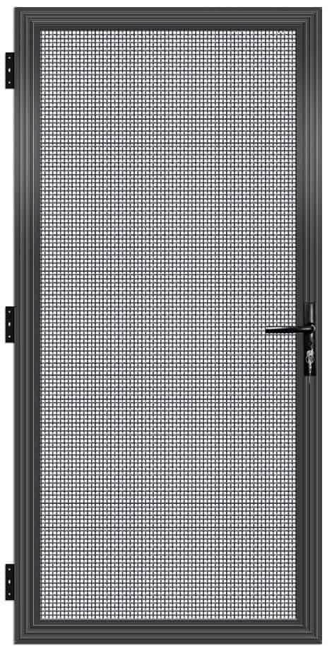 Stainless Steel Mesh Security Door